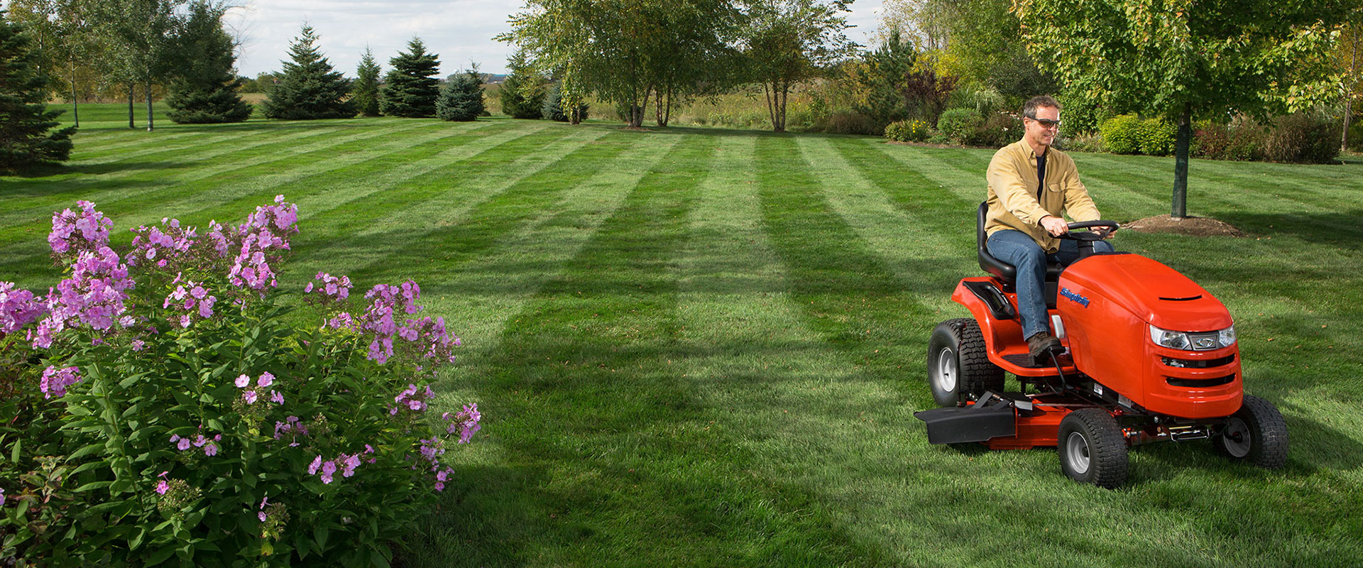 Power & Lawn Equipment: Lawn Mowers, Simplicity Lawn and